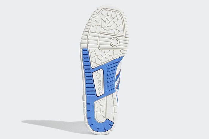 Adidas Rivalry Hi Knicks White Blue Orange F34139 4