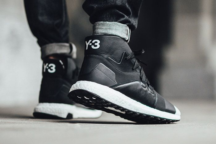 Adidas Y 3 Kozoko High Black 2