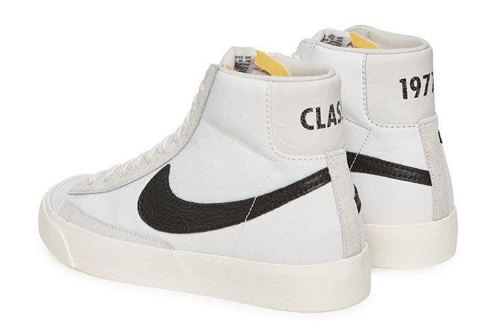 Slam Jam Nike Blazer Mid Class 1977 Release Date Left Mid