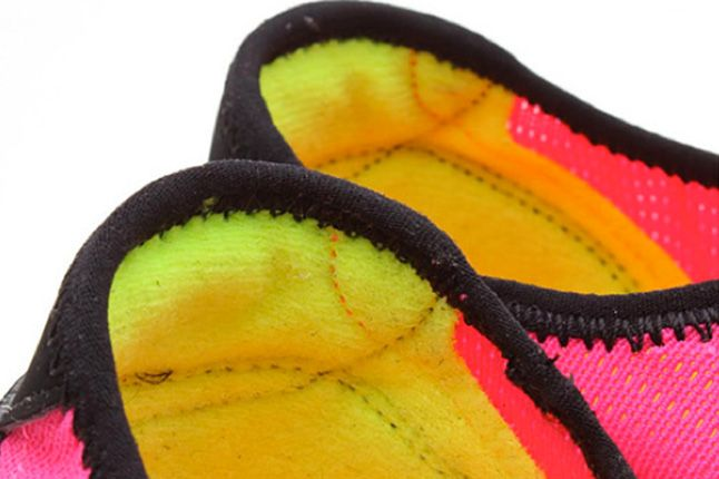 Nike Free Sock Racer Candy Pack Flash Pink Lining 1