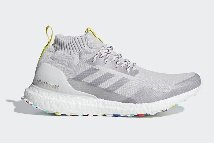 Adidas Ultra Boost Mid White Multicolor G26842 1