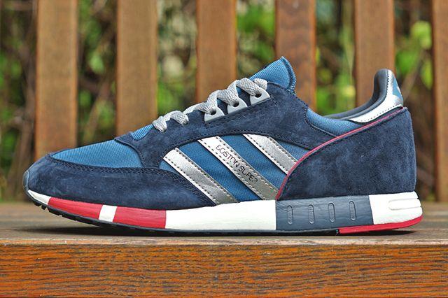 Adidas Originals Boston Super Stonewash Blue 1