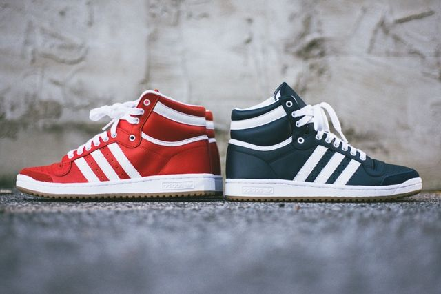 Adidas Top Ten Hi East Vs West Pack 8
