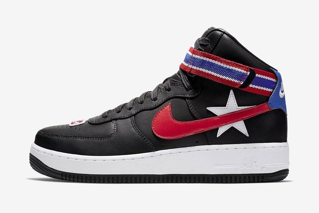 Riccardo Tisci X Nike Air Force 1 Release Date 3