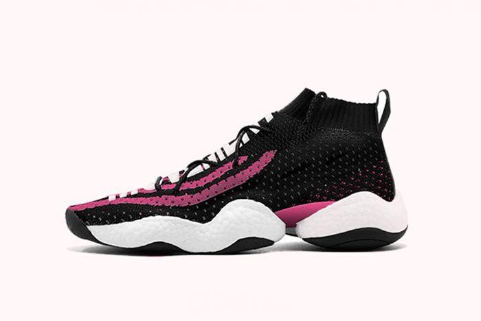 Pharrell X Adidas Crazy Byw Pink 1