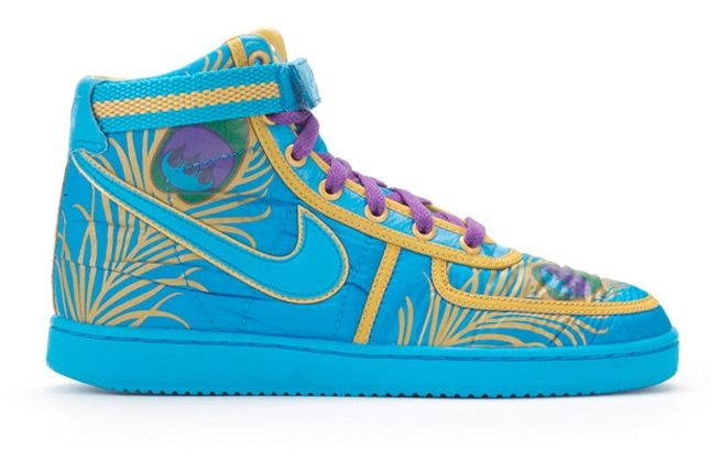 Claw Money Nike Vandal Blue 1