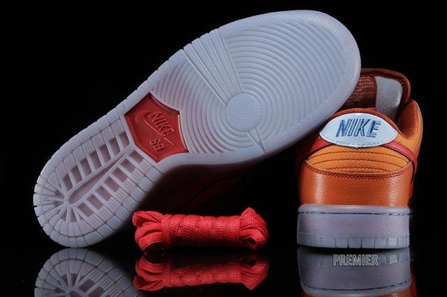 Nike Sb Dunk Low Pro Gamma Orange 5