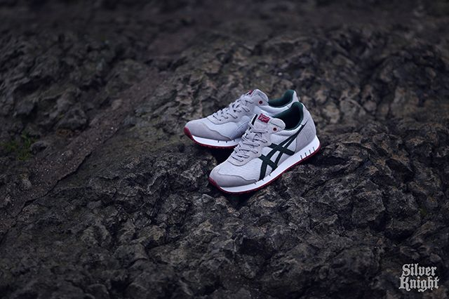 The Good Will Out Onitsuka Tiger X Caliber Silver Knight 12