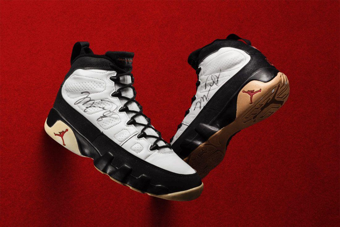 Air Jordan Website 9