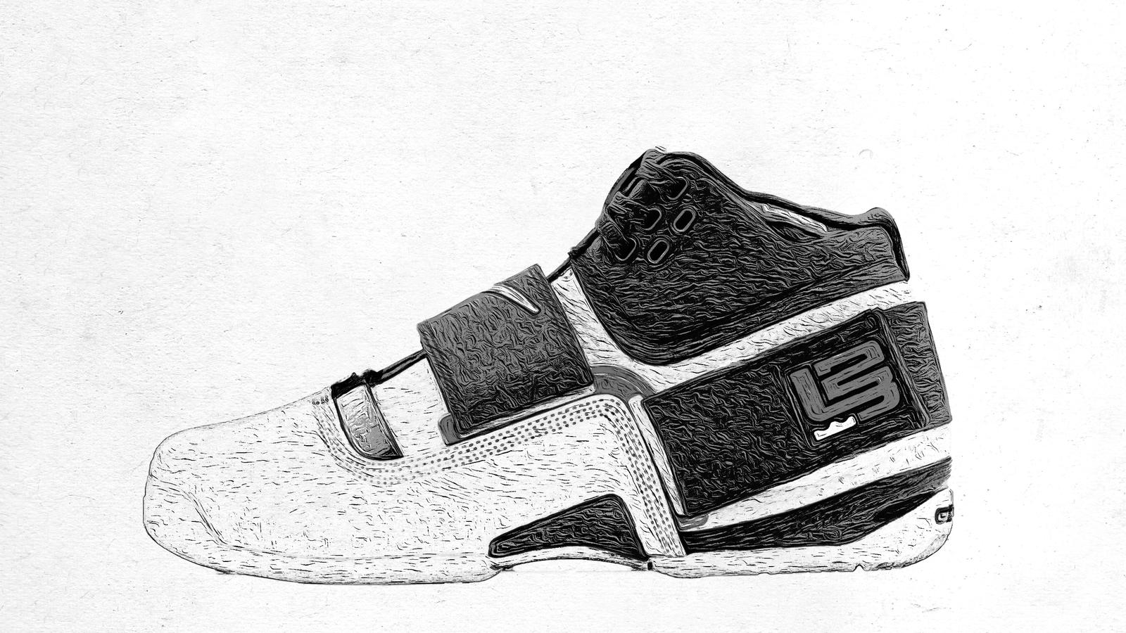 LeBron Zoom Soldier