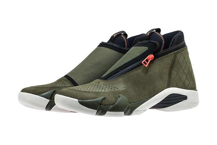 Air Jordan Jumpman Z Olive 1