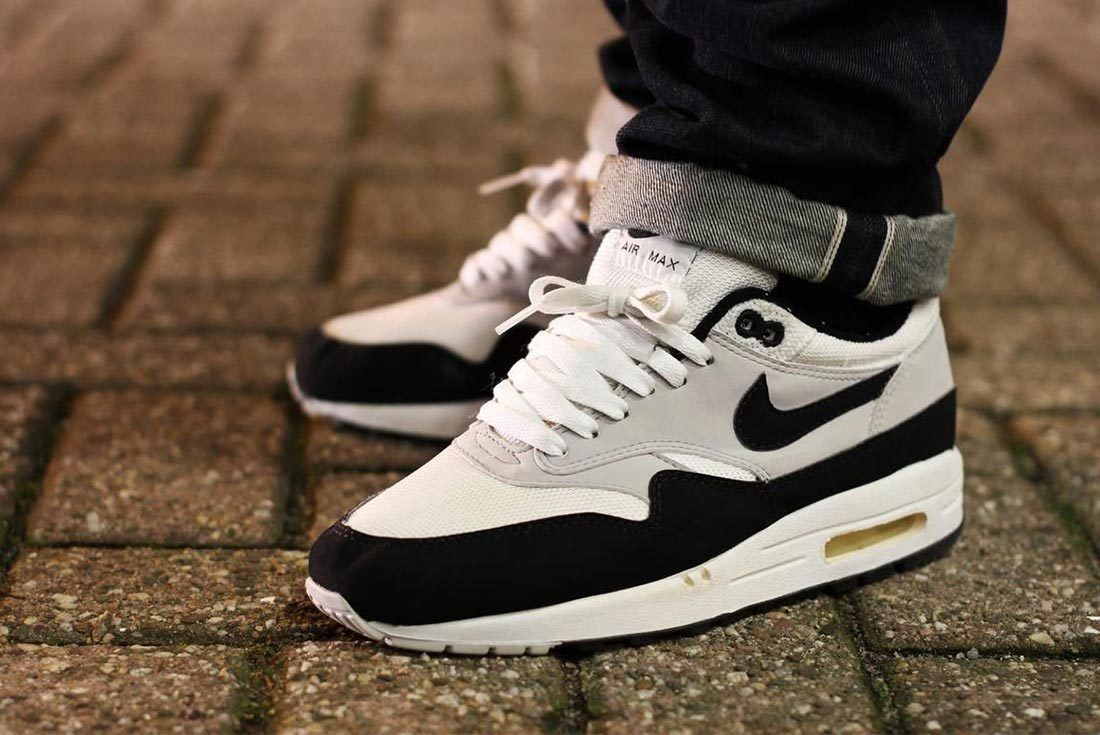 The All Time Greatest Nike Air Max 1S Part One Black Mesh