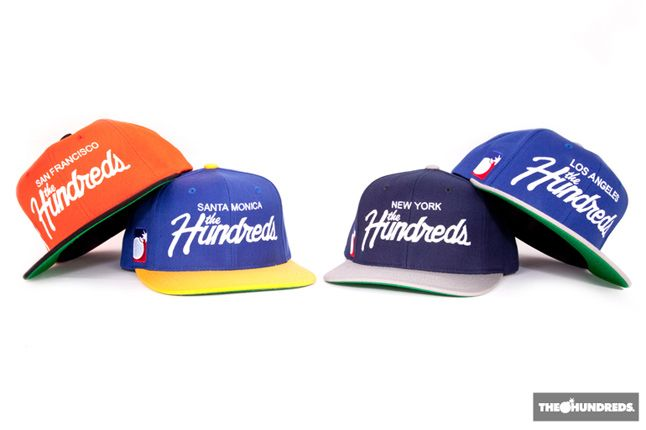 The Hundreds Beanie 3 1