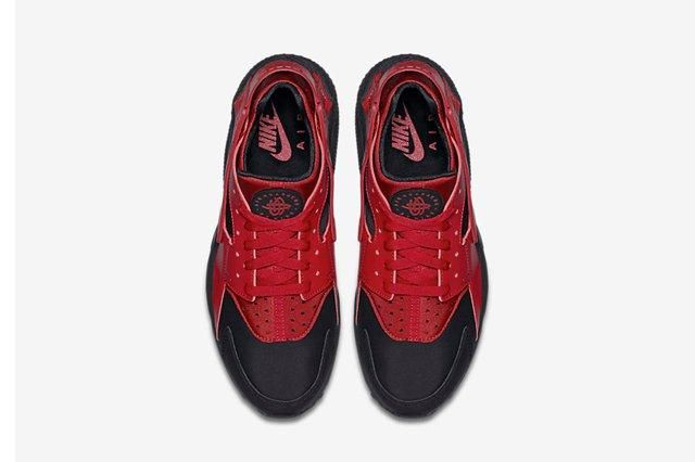 Nike Huarache Gym Red Black 5