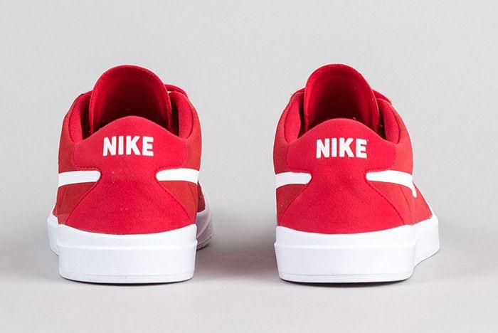 Nike Sb Bruin Hyperfeel Red 5