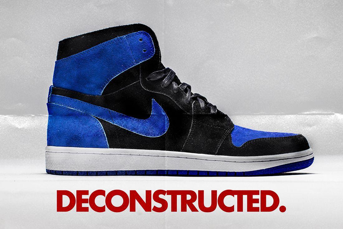 The Shoe Surgeon Air Jordan 1 Decon 4
