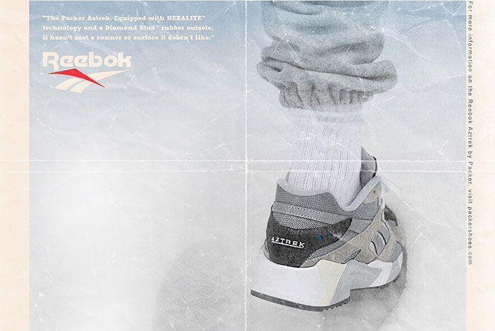 Packer X Reebok Aztrek Promno Shots Rear3