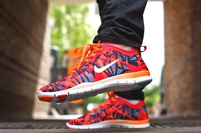 Nike Wmns Free Fractal Print 3