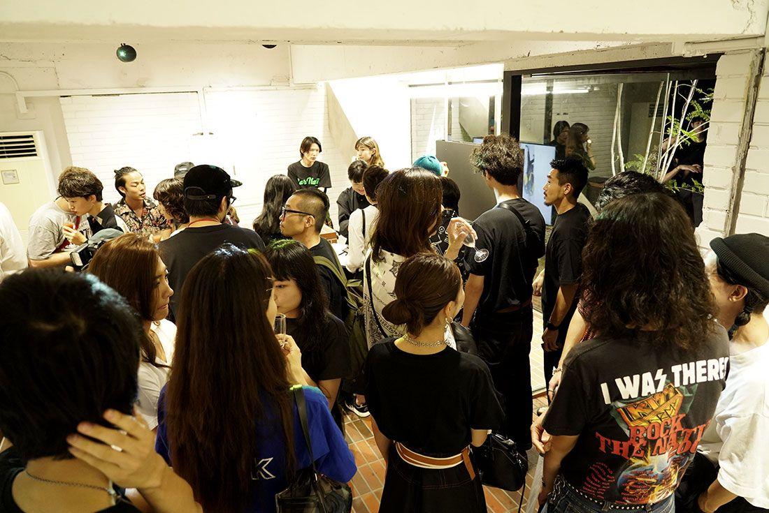 Tokyo Pop Up Launch Sacai X Nike Party12