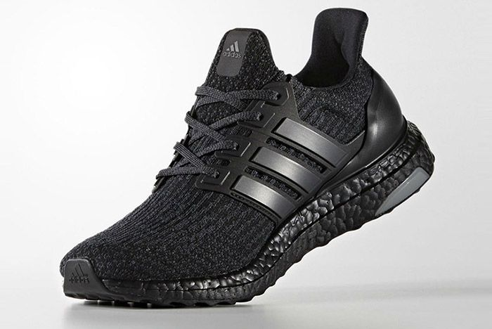 Adidas Ultra Boost 3 0 Triple Black 4