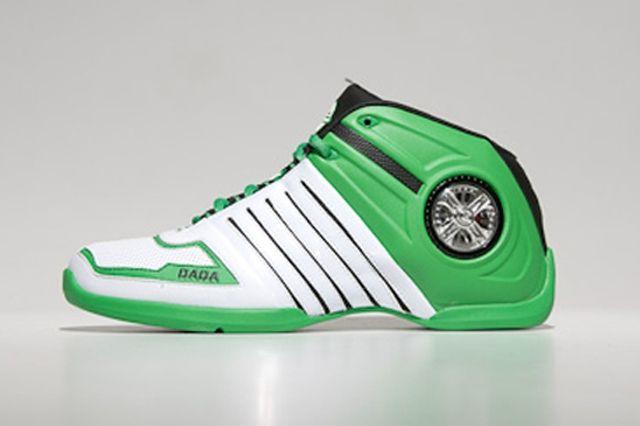 Dada Sprees Green