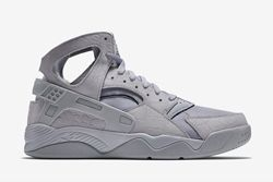Tnike Huarache Flight Grey Croc 6