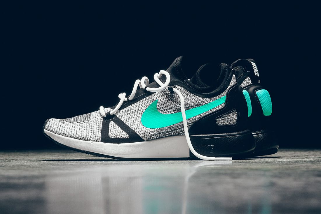 Nike Duel Racer White Menta
