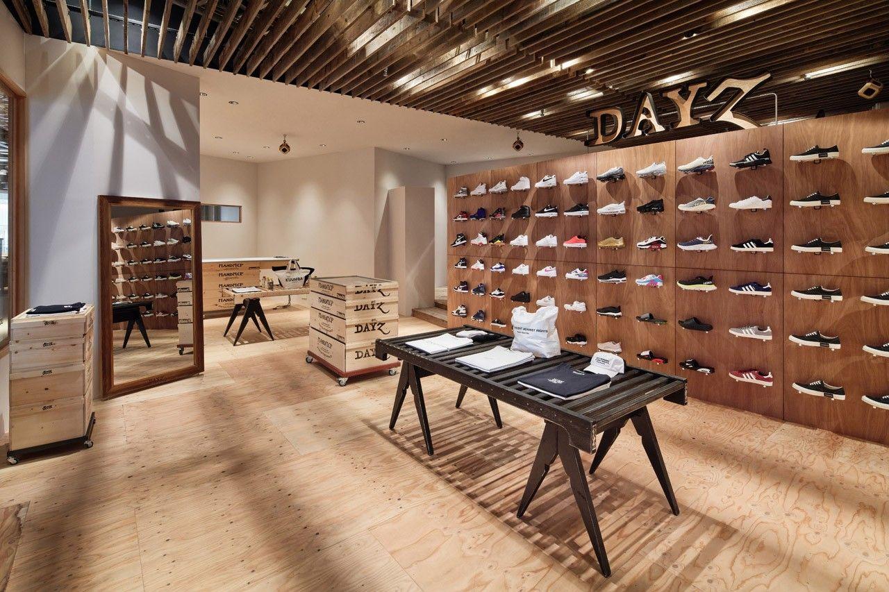 Masafumi Watanabe's DAYZ Concept Store