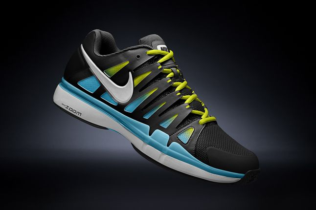 Nike Zoom Vapor 9 Tour Id Green Blue 1