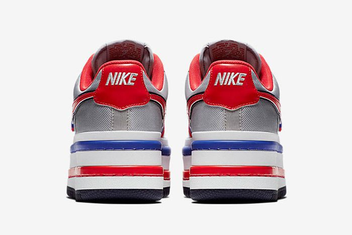 Nike Vandal 2 K Silver Black 8
