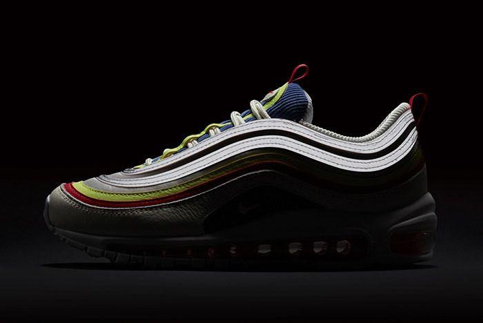 Nike Colour Pack Air Max 97 1
