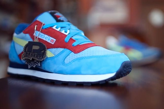 Reebok Classic Leather Packer 2013 Quarter Front 1