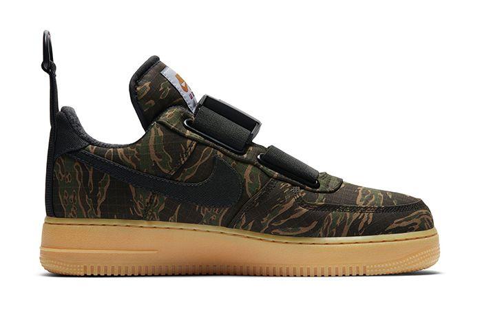 Carhartt Wip Nike Air Force 1 Low Utility Camo 3