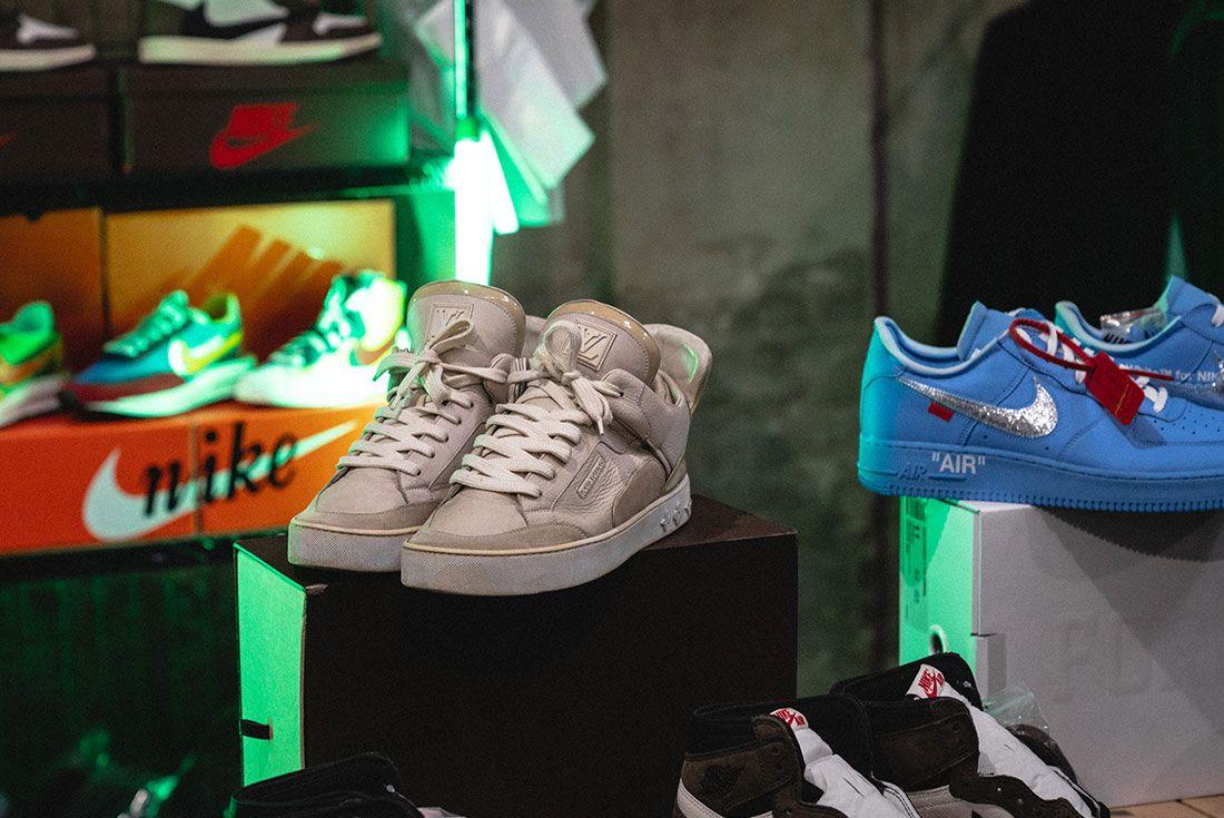 Sneakerness Milan Sneaker Freaker Vendor Tables28