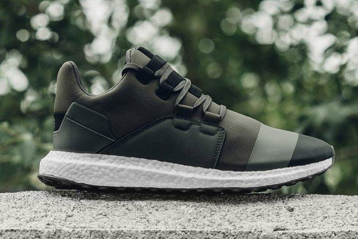 Adidas Y3 Kozoko Low Black Olive 4