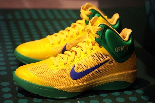 Wbf Day1 Nike Hyperfuse Brazil 1