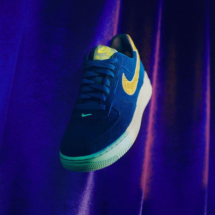 Nike Olivia Kim Air Force 1 Square