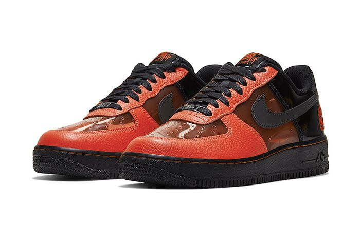 Nike Air Force 1 Low Shibuya Halloween 2019 Ct1251 006 Release Date Pair