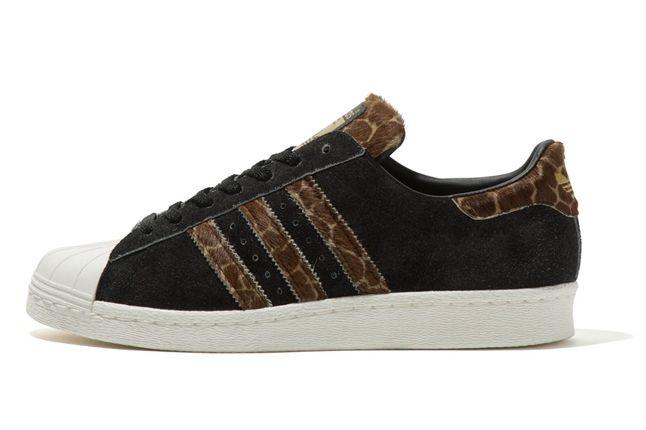 Xlarge X Adidas Originals Superstar 80S 1