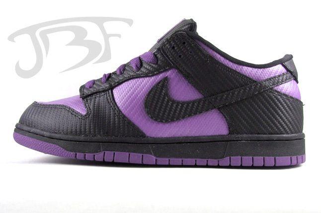 Jbf Custom Nike Carbon Fibre 1 1