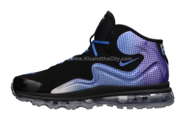 Megatron Nike Air Max Flyposite Profile 1