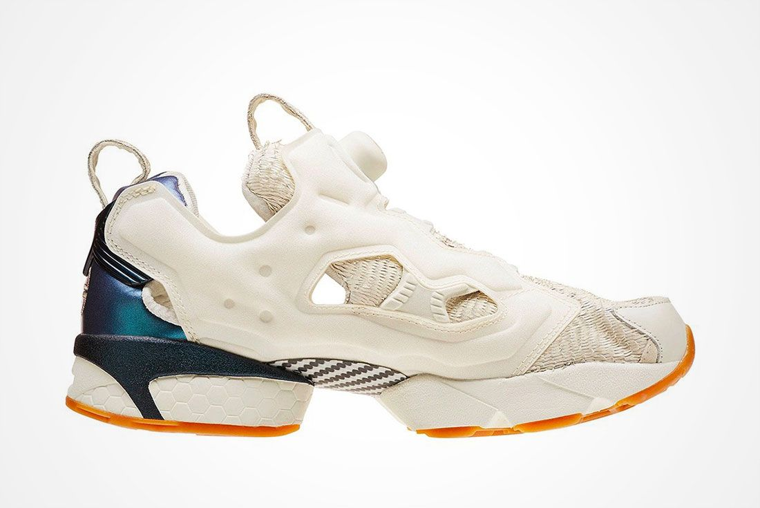 Reebok Insta Pump Fury Year Of The Rooster A