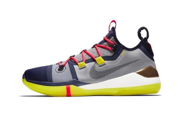 Nike Kobe A D Multicolour 1