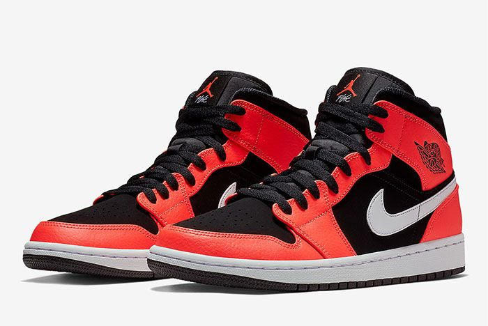Air Jordan 1 Infared Release Date 4