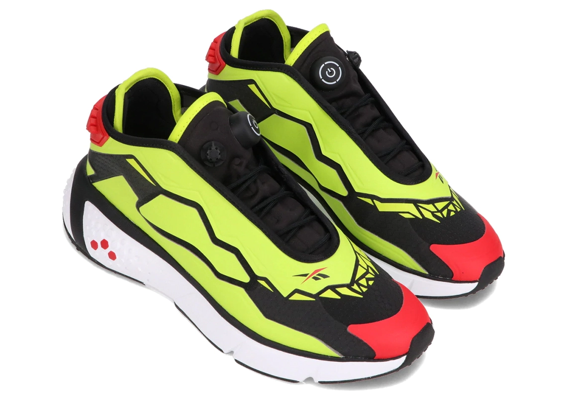 Reebok Model F Citron H2760