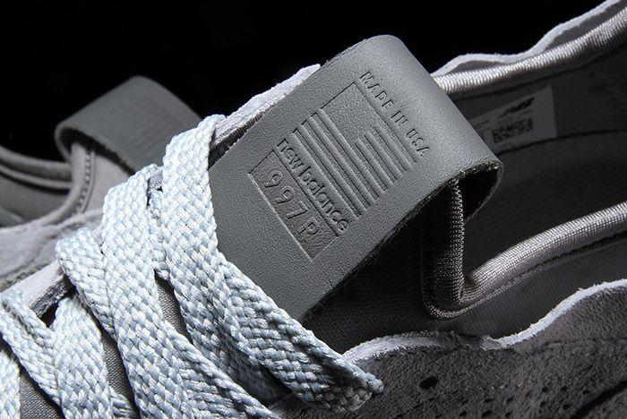 New Balance 997 Deconstructed Grey 2