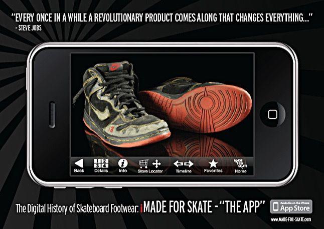 Imade For Skate Apple App 1
