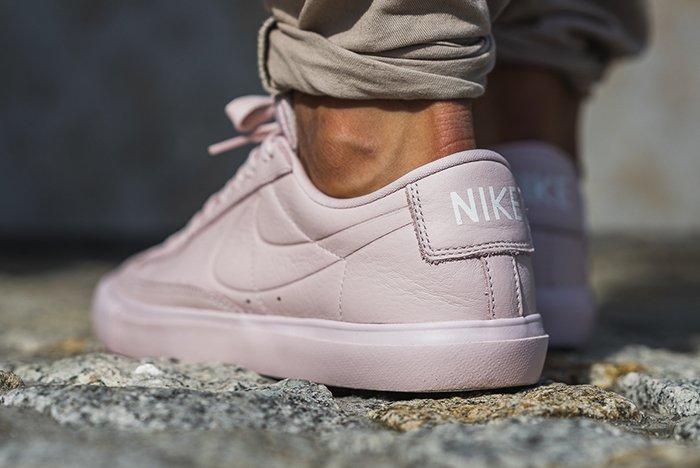 Nike Blazer Low Light Lavender 3