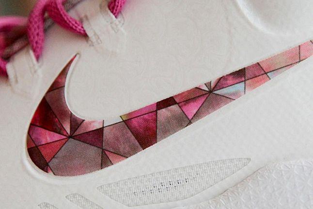 Nike Kd V Aunt Pearl 2013 Kay Yow Swoosh 1