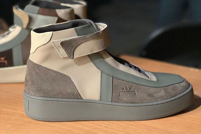 A Cold Wall Converse 2019 Collection Beige Sneaker